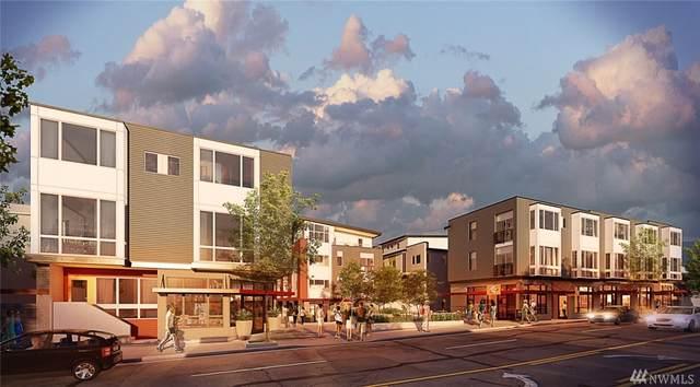 12520 15th (Lot #13) Ave NE C, Seattle, WA 98125 (#1579823) :: Pickett Street Properties