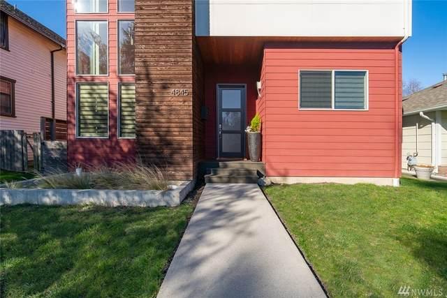 4845 48TH Ave SW, Seattle, WA 98116 (#1579875) :: Keller Williams Realty