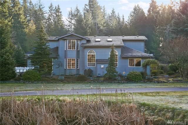 1180 E Old Ranch Rd, Allyn, WA 98524 (#1581027) :: Keller Williams Realty