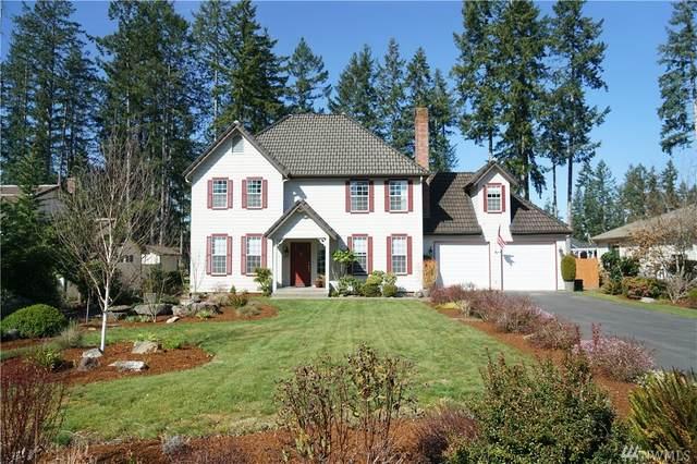 141 E Fairway Drive, Allyn, WA 98524 (#1581348) :: Alchemy Real Estate