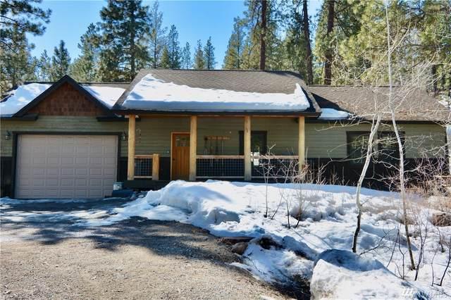 8 Mugo Rd, Winthrop, WA 98862 (MLS #1582756) :: Nick McLean Real Estate Group
