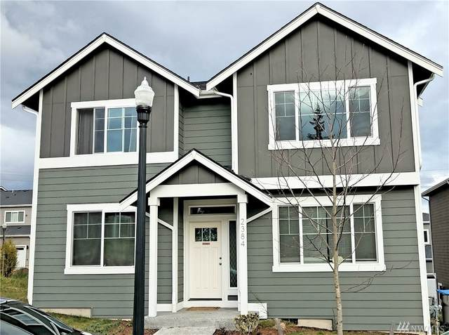2384 Yulan Walk, Bremerton, WA 98310 (#1583005) :: Mike & Sandi Nelson Real Estate