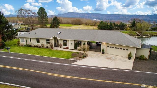 45 N Welcome Slough Rd, Cathlamet, WA 98612 (#1583796) :: Ben Kinney Real Estate Team