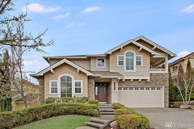 7607 Huckleberry Wy SE, Snoqualmie, WA 98065 (#1584027) :: Center Point Realty LLC
