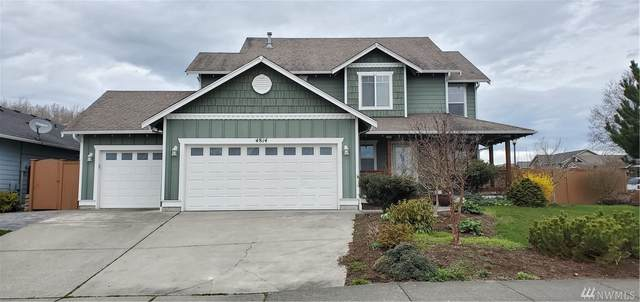 4814 Starfish Lane, Blaine, WA 98230 (#1584249) :: Ben Kinney Real Estate Team