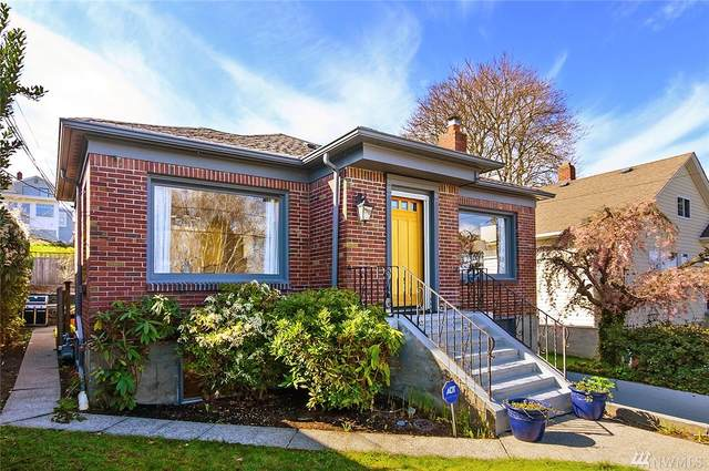 4331 29th Ave W, Seattle, WA 98199 (#1584895) :: Real Estate Solutions Group
