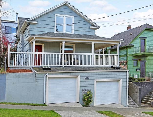 321 N 49th St, Seattle, WA 98103 (#1585171) :: Better Homes and Gardens Real Estate McKenzie Group