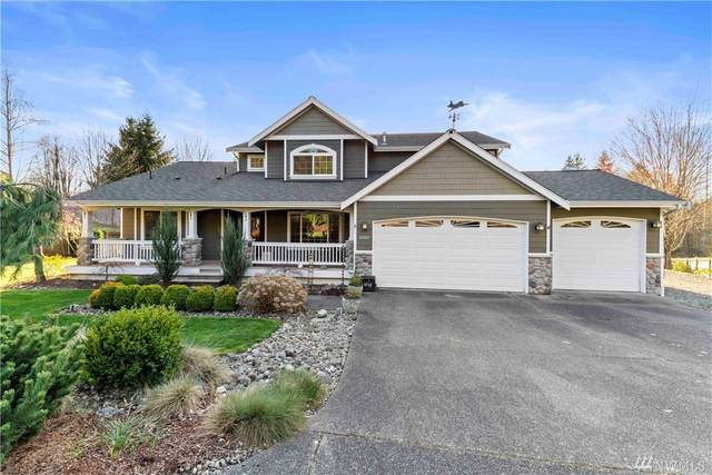 22822 146th St E, Orting, WA 98360 (#1586415) :: Ben Kinney Real Estate Team