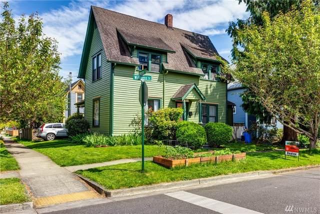 1717 Monroe St, Bellingham, WA 98225 (#1587897) :: Ben Kinney Real Estate Team