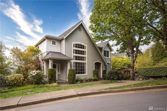 6571 161st Ave SE A, Bellevue, WA 98006 (#1593079) :: Keller Williams Western Realty
