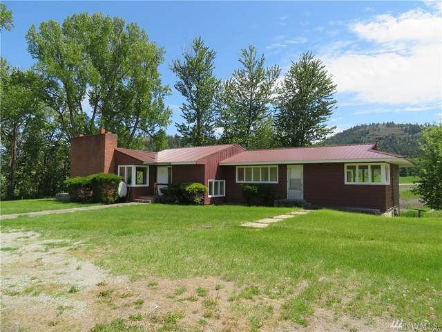 786 West Curlew Lake Rd, Republic, WA 99166 (MLS #1593666) :: Nick McLean Real Estate Group