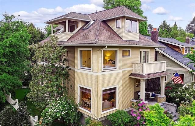 3803 Meridian Ave N, Seattle, WA 98103 (#1599261) :: Beach & Blvd Real Estate Group