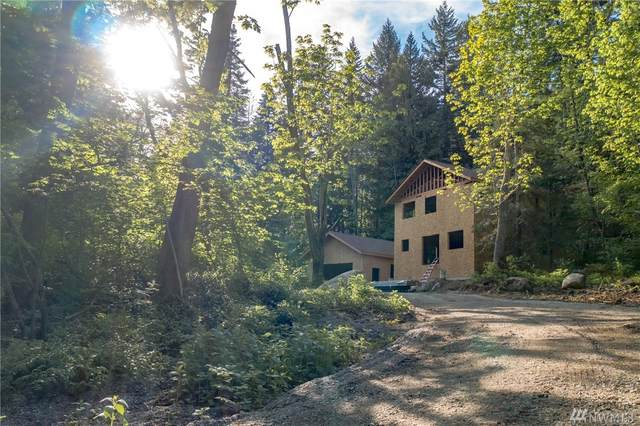 45 Bruce Lane, Leavenworth, WA 98826 (#1600389) :: Real Estate Solutions Group