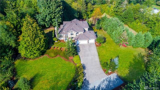 3703 171st Ave SE, Snohomish, WA 98290 (#1601588) :: Real Estate Solutions Group
