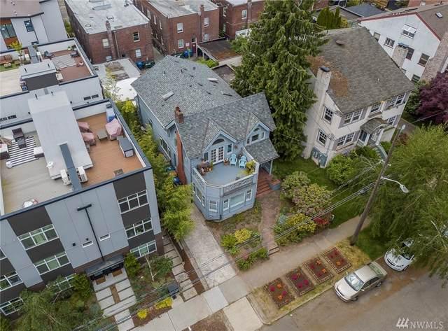 719 Federal Ave E A-D, Seattle, WA 98102 (#1601913) :: Mike & Sandi Nelson Real Estate