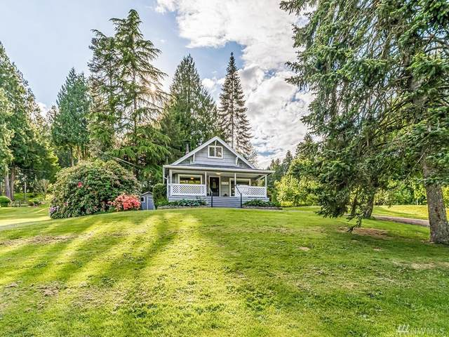 6528 83rd Ave SE, Snohomish, WA 98290 (#1602439) :: Real Estate Solutions Group