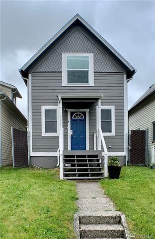 908 S J St, Tacoma, WA 98405 (#1603280) :: The Kendra Todd Group at Keller Williams