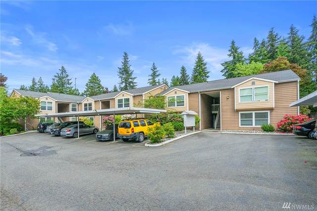 14715 SE 24th St #100, Bellevue, WA 98007 (#1603530) :: Keller Williams Western Realty