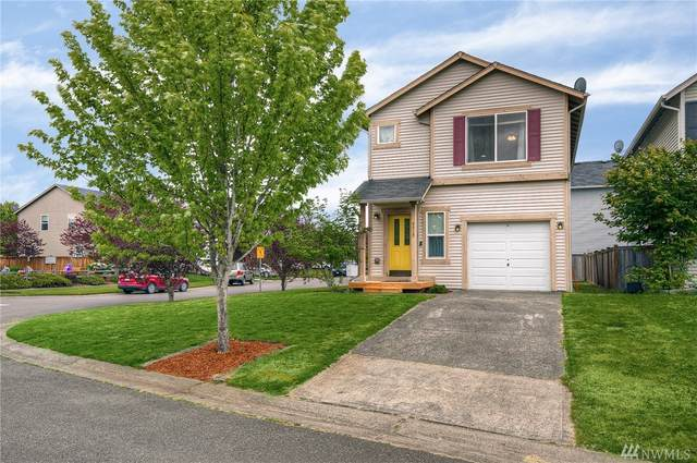 9918 Dragt St SE, Yelm, WA 98597 (#1604557) :: Real Estate Solutions Group