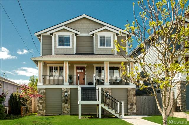 8019 14th Ave NW, Seattle, WA 98117 (#1605326) :: The Kendra Todd Group at Keller Williams