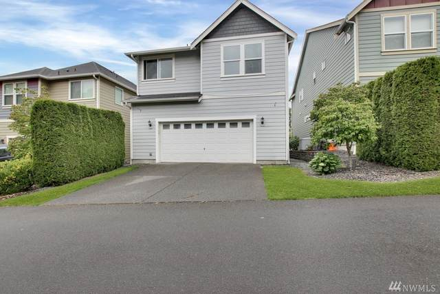 3106 Highlands Blvd, Puyallup, WA 98372 (#1606370) :: The Torset Group