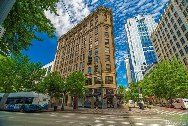 1500 4th Ave #802, Seattle, WA 98101 (#1606415) :: Northern Key Team