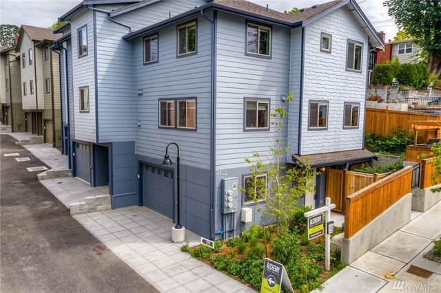 4922-C S Willow St, Seattle, WA 98118 (#1607504) :: Ben Kinney Real Estate Team