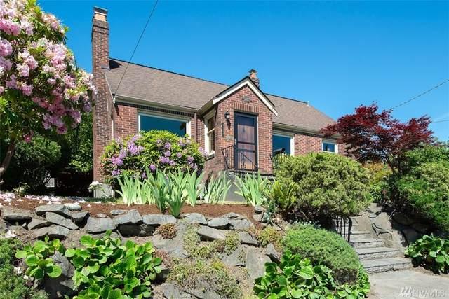 8309 9th Ave NW, Seattle, WA 98117 (#1607694) :: NW Homeseekers