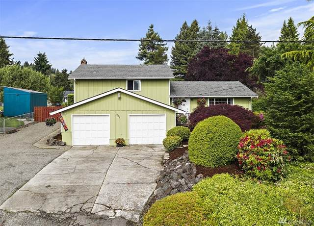 1406 25th St SE, Puyallup, WA 98372 (#1608283) :: Real Estate Solutions Group