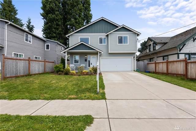 5429 S J St, Tacoma, WA 98408 (#1608956) :: Ben Kinney Real Estate Team
