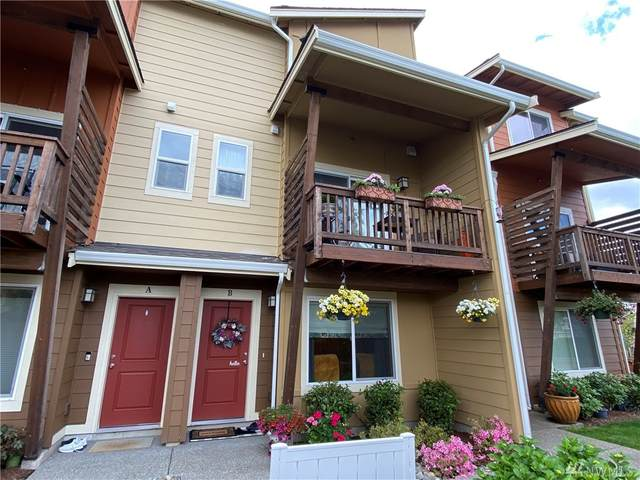 17424 118th Av Ct E B, Puyallup, WA 98374 (#1609182) :: Pickett Street Properties