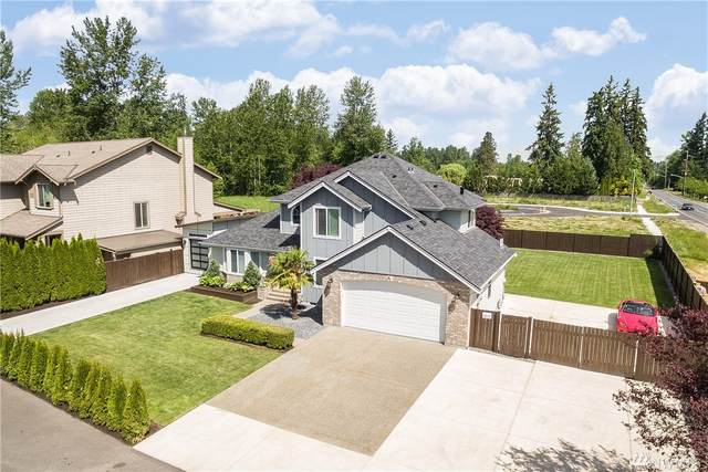 8523 143rd St Ct E, Puyallup, WA 98373 (#1609582) :: Canterwood Real Estate Team