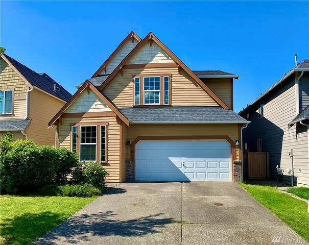 11042 SE 201st St, Kent, WA 98031 (#1609593) :: Canterwood Real Estate Team
