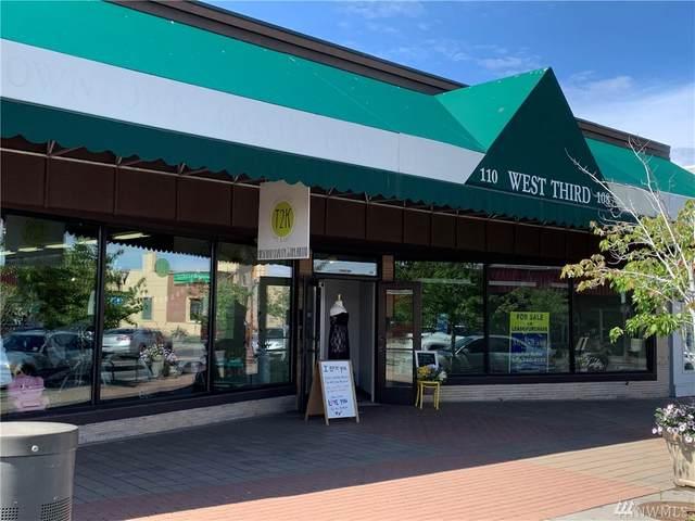 108 W Third Avenue, Moses Lake, WA 98837 (MLS #1610128) :: Nick McLean Real Estate Group