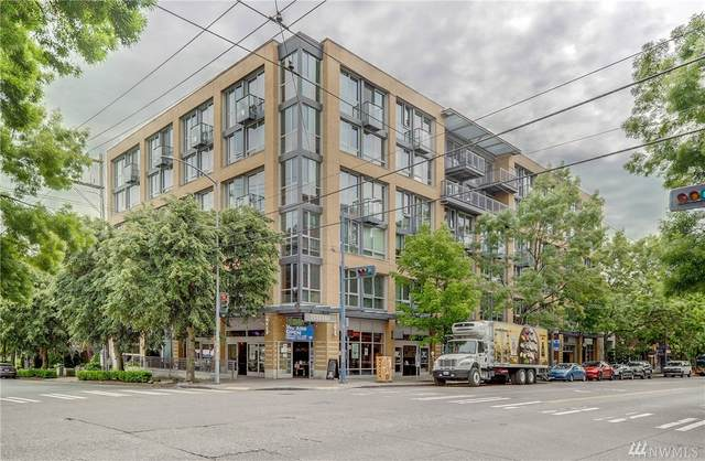 530 Broadway E #234, Seattle, WA 98102 (#1610196) :: Ben Kinney Real Estate Team