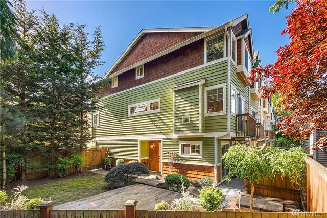 805 NW 97th St B, Seattle, WA 98117 (#1611257) :: The Kendra Todd Group at Keller Williams