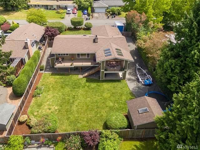 11213 103rd Ave NE, Kirkland, WA 98033 (#1611604) :: Real Estate Solutions Group