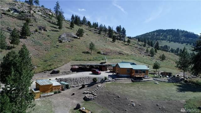 162 Cayuse Mountain Rd E, Tonasket, WA 98855 (#1615661) :: NW Homeseekers