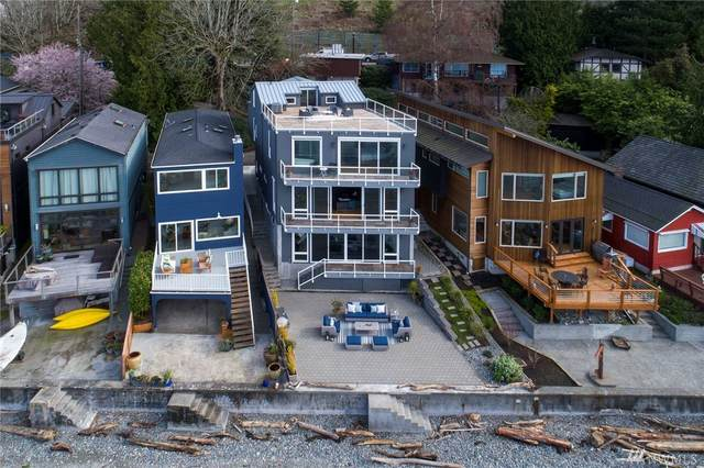 6021 Beach Dr SW, Seattle, WA 98136 (#1616222) :: Engel & Völkers Federal Way