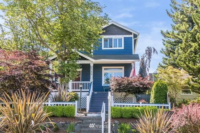 4349 SW Mills Street, Seattle, WA 98136 (#1616392) :: Urban Seattle Broker