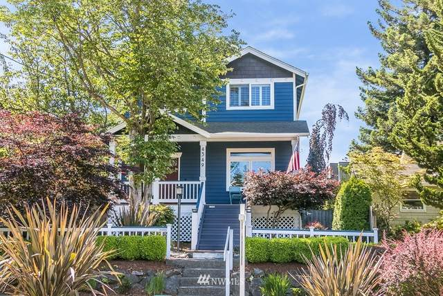 4349 SW Mills Street, Seattle, WA 98136 (#1616392) :: Capstone Ventures Inc