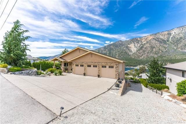 154 Loop Ave, Manson, WA 98831 (#1616787) :: Ben Kinney Real Estate Team