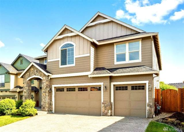 3015 NE 169th Wy, Ridgefield, WA 98642 (#1617696) :: Northern Key Team