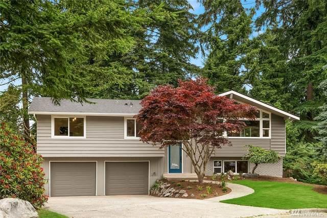 12510 SE 48th Place, Bellevue, WA 98006 (#1619865) :: McAuley Homes