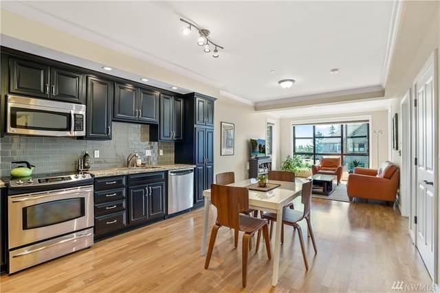 4116 SW California Ave #413, Seattle, WA 98116 (#1621811) :: Alchemy Real Estate
