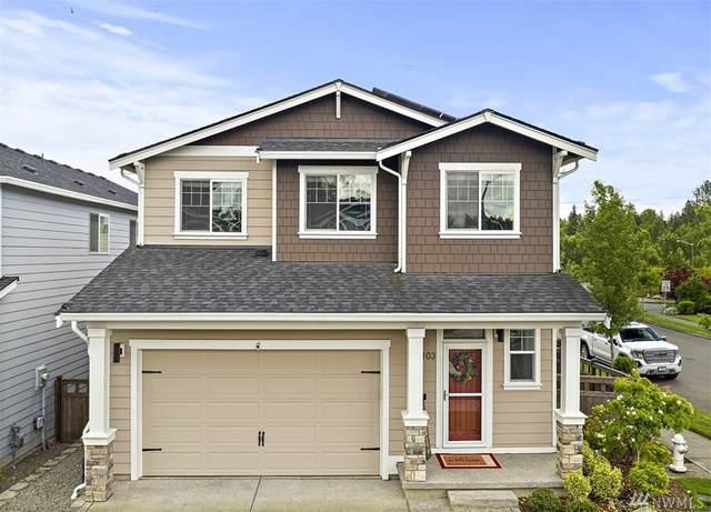 12103 SE 295th Ct, Auburn, WA 98092 (#1622239) :: Ben Kinney Real Estate Team