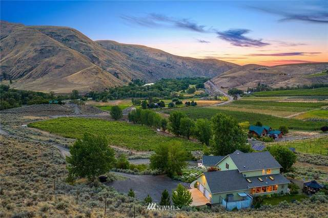 221 Canyon Vista Way, Ellensburg, WA 98926 (#1622351) :: Shook Home Group