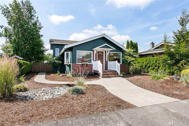 1709 C St, Lynden, WA 98264 (#1622643) :: Keller Williams Realty
