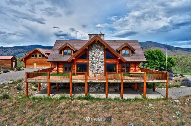236 Stud Horse Mountain Road, Winthrop, WA 98862 (#1622835) :: Northwest Home Team Realty, LLC