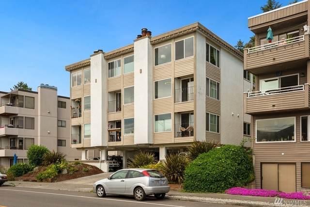4224 Beach Dr SW #201, Seattle, WA 98116 (#1622907) :: McAuley Homes